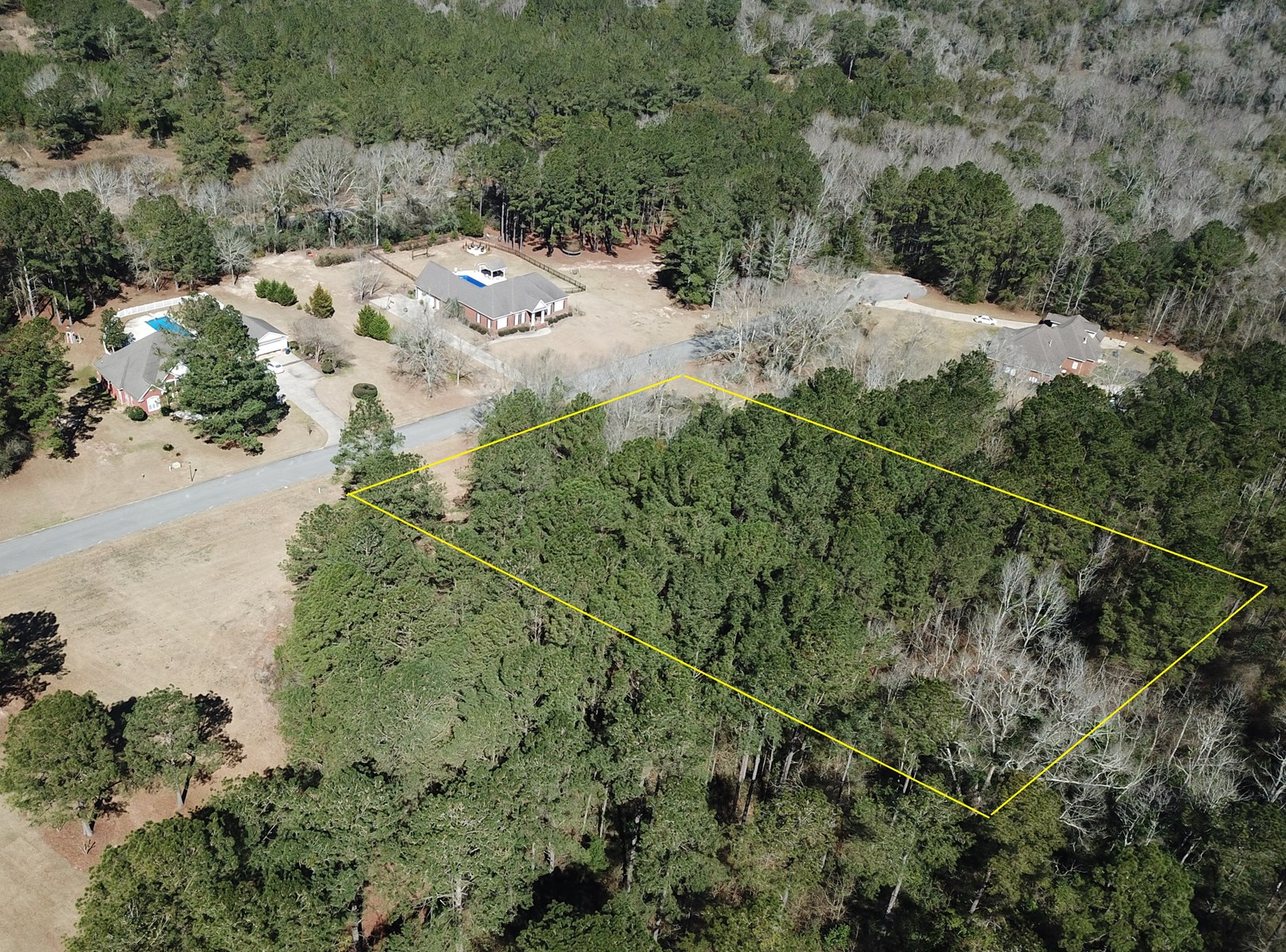 1.24 Acres Riverchase Road, Hartford, Alabama  36344