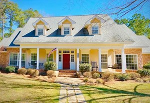 4 BED/3.5 BATH HOME, 3 PONDS, 39 ACRES LAND FOR SALE SW MS