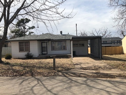 Investment/Rental for Sale Perry, Oklahoma