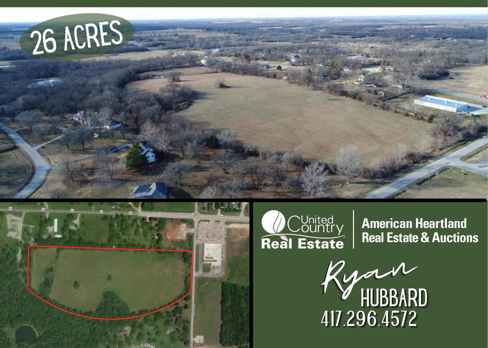 Land For Sale in El Dorado Springs, Missouri