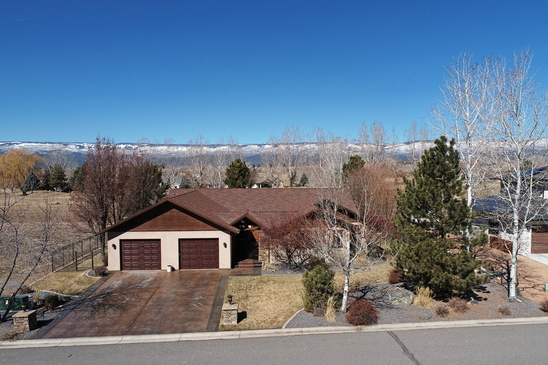 Luxury Home on the Golf Course in Cedaredge, CO For Sale