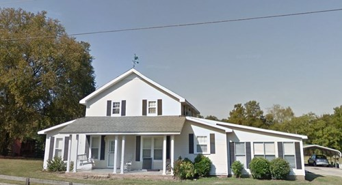 Two Homes; Haywood County; Stanton, Tennessee