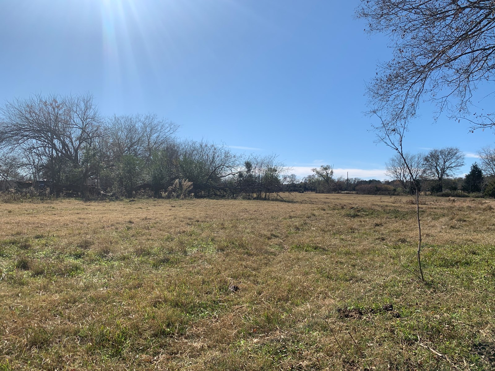 Rural Acreage For Sale, Lindale ISD, Smith County, Mineola
