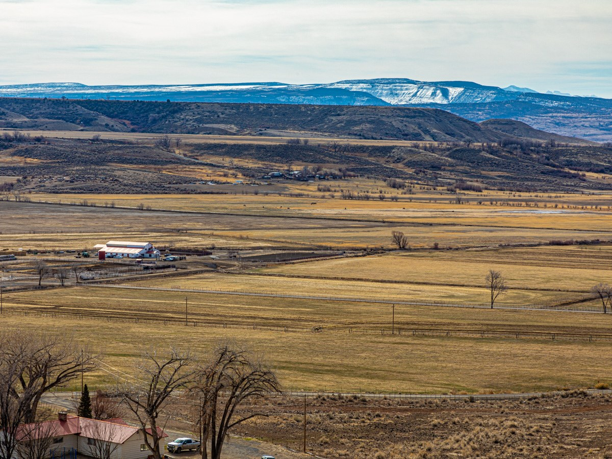 Western Colorado Country Lot With Views