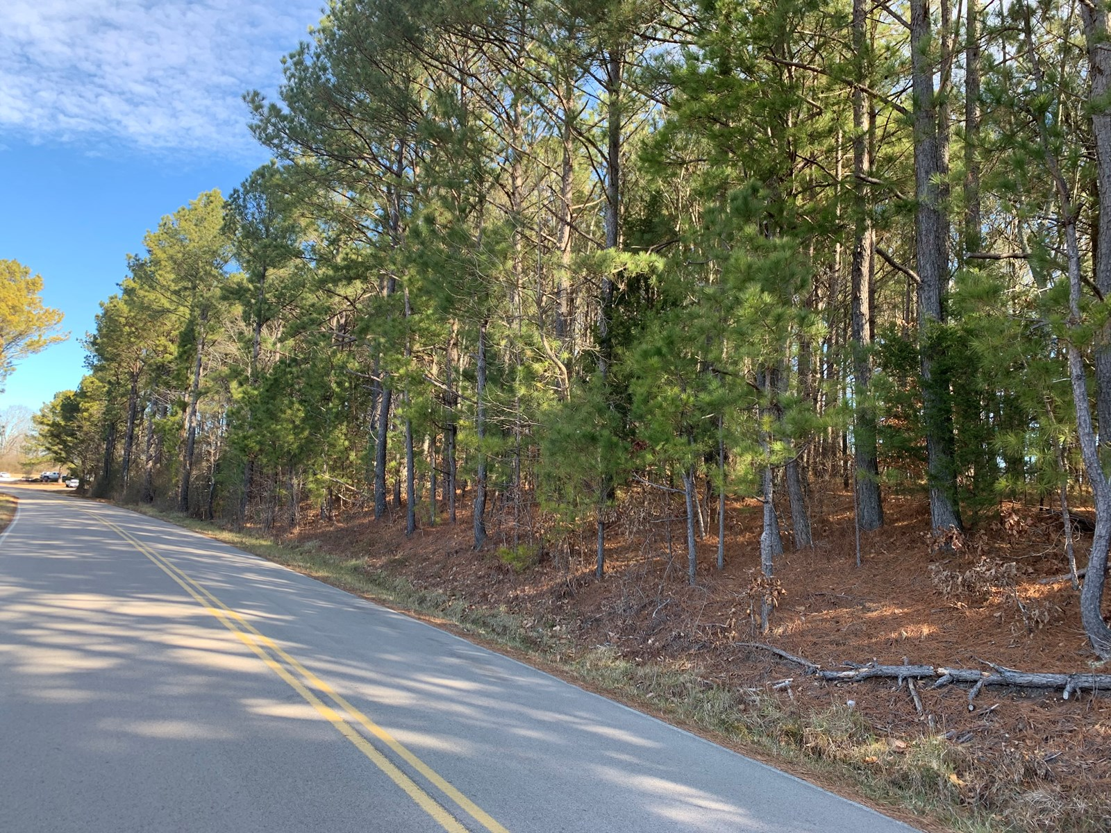 Residential lot for sale.