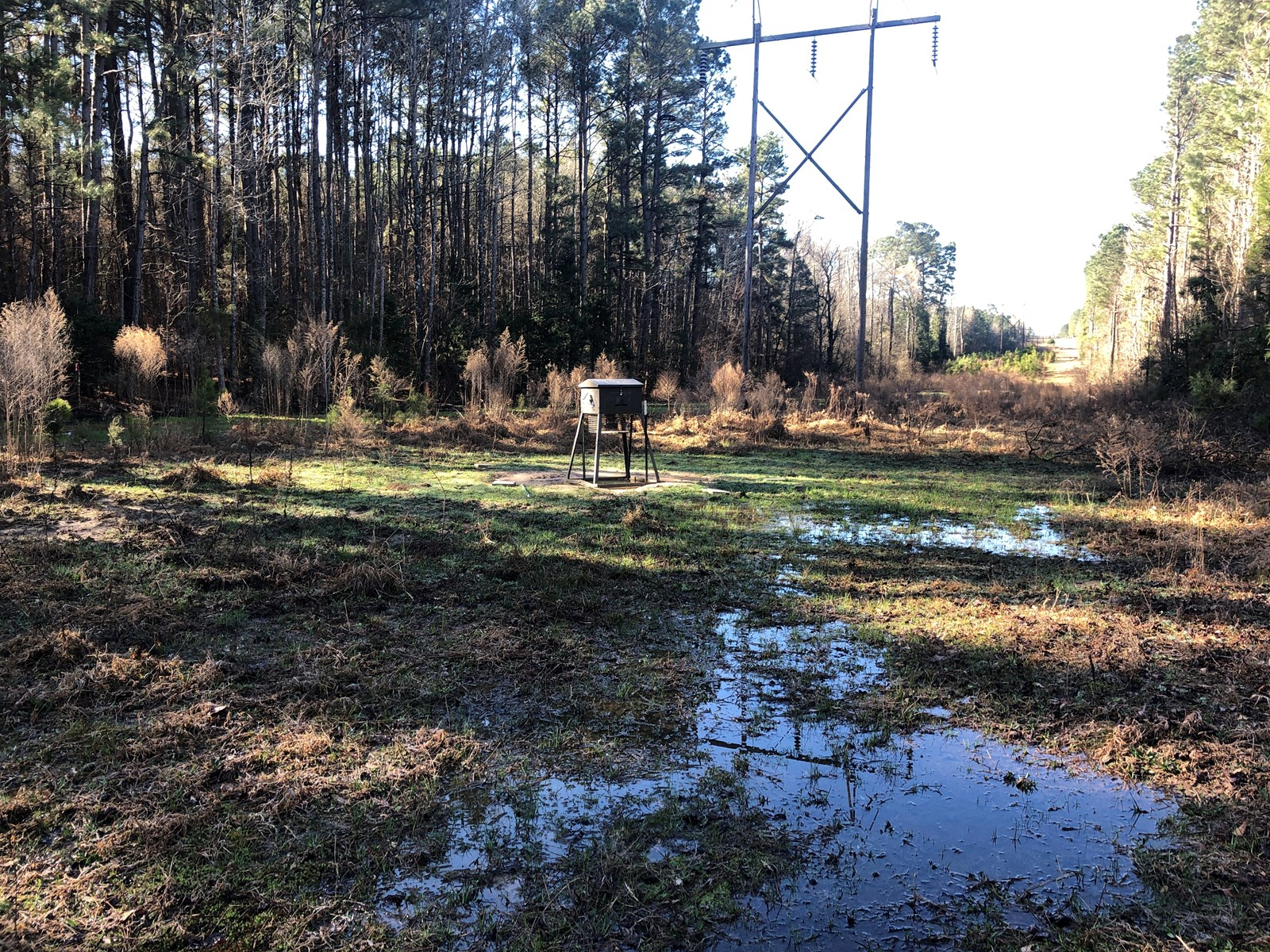 hunting land and recreational tract for sale