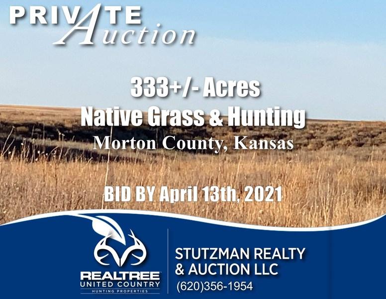 stutzman real estate private auction