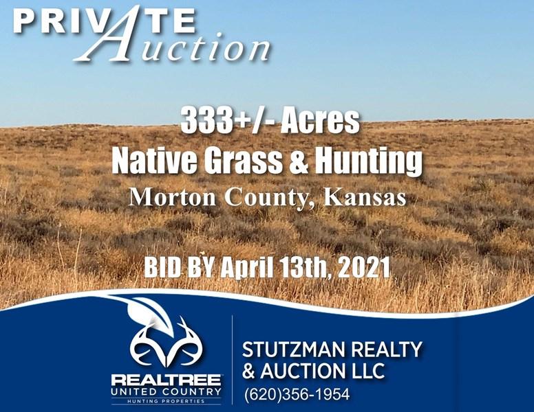 stutzman auction farm ranch hunting kansas