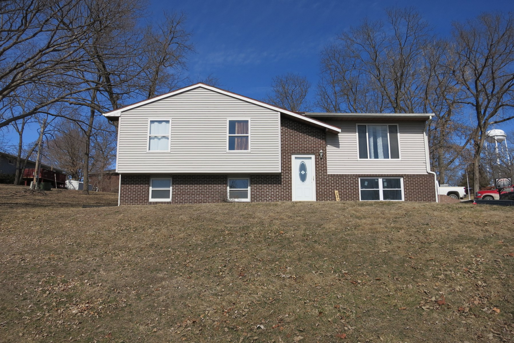 Conveniently Located Split-Level Ranch Home