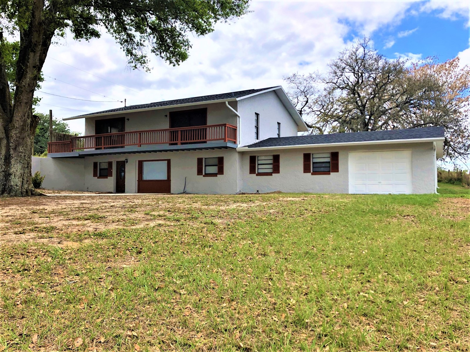 4/2 BLOCK HOME, 0.45 ACRE LOT, CENTRAL FLORIDA, FROSTPROOF