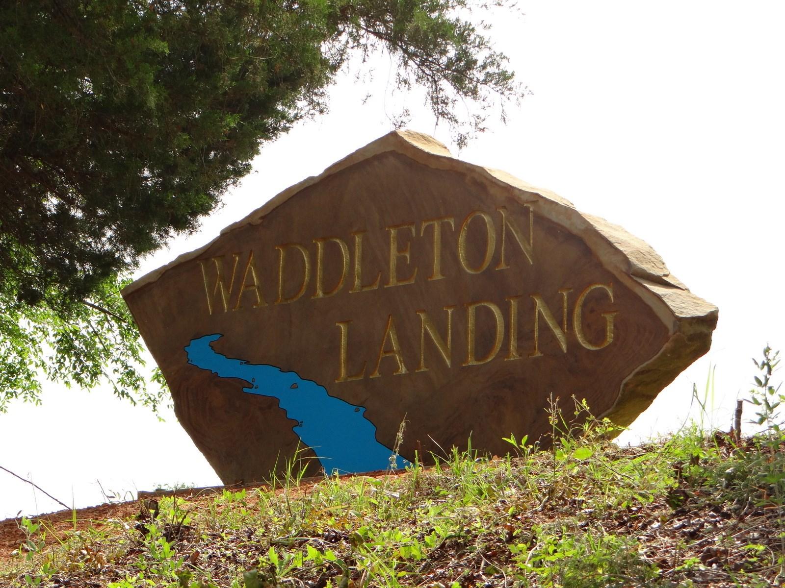 LAKE WINNSBORO - WOOD COUNTY LAND - WATER VIEW LOT
