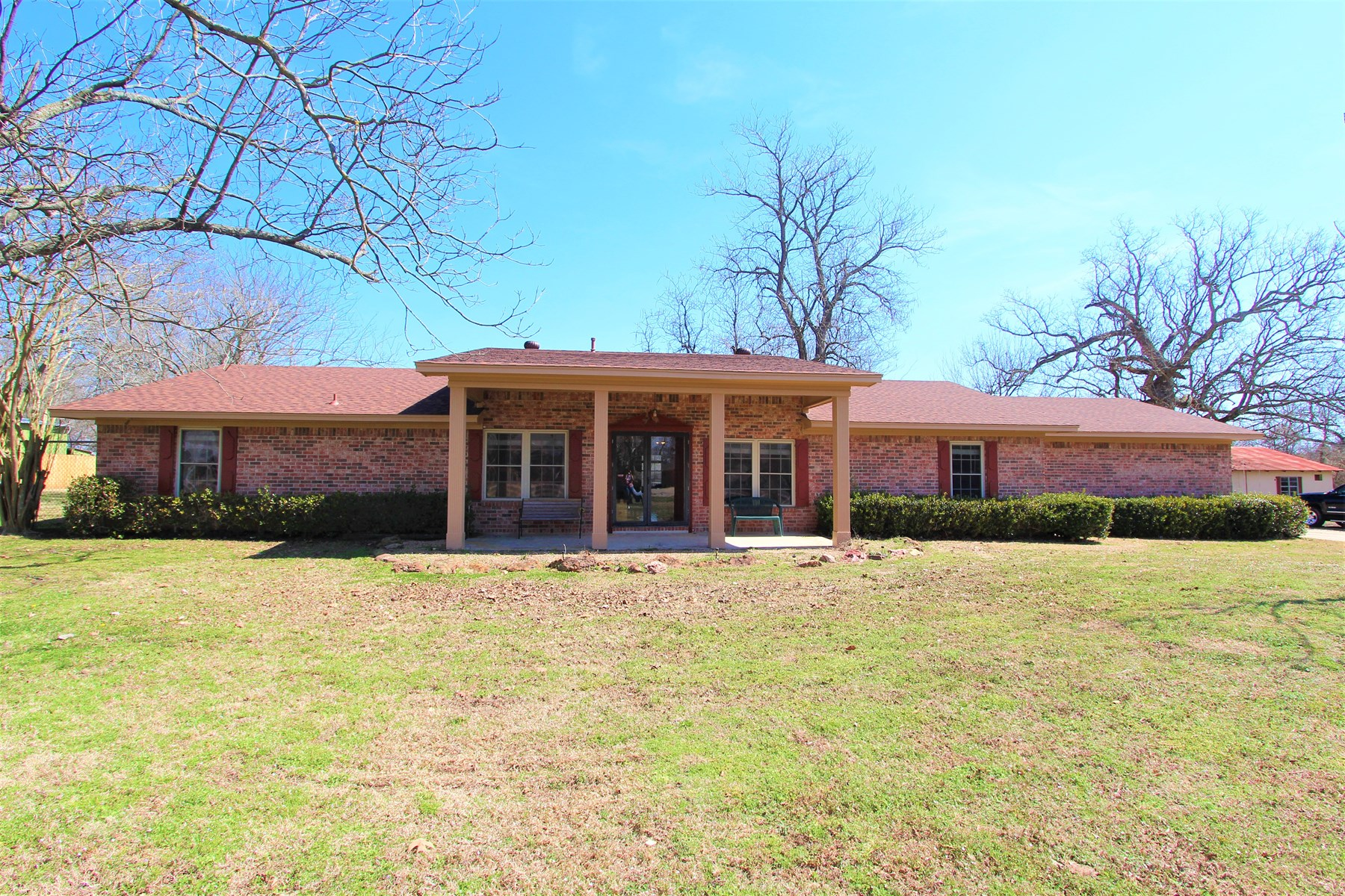 Country Home For Sale Blossom Texas Lamar County