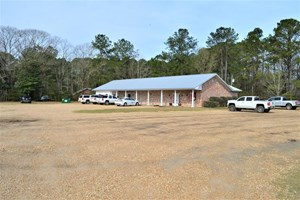 COMMERCIAL OFFICE BUILDING FOR SALE, LIBERTY, MS
