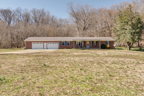 Farming and Hunting Property for Sale in Hohenwald, TN