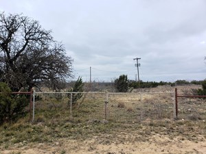 WEST TEXAS HILL COUNTRY LAND FOR SALE