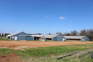 POULTRY FARM  - COMO, TEXAS - WOOD COUNTY TX - EAST TX FARM