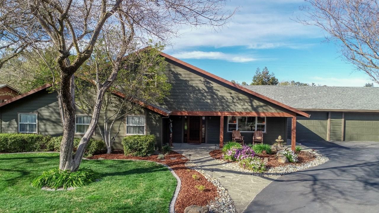 Pristine Northern California Country Home on Small Acreage