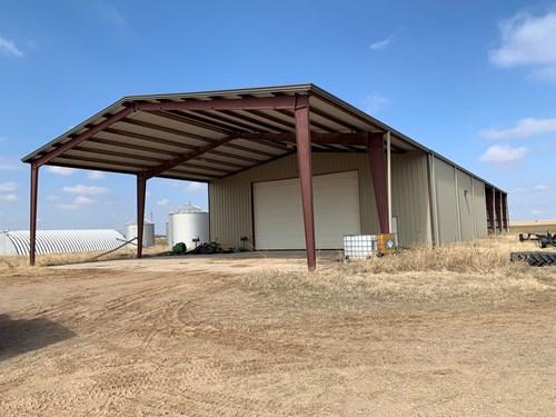 Grow Site, Homestead Site N. Central Okla. Kansas State Line
