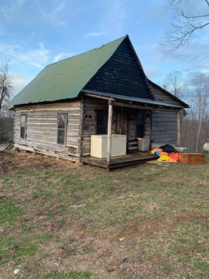 PENDING CABIN WITH 52 +/- ACRES IN BURKESVILLE KY