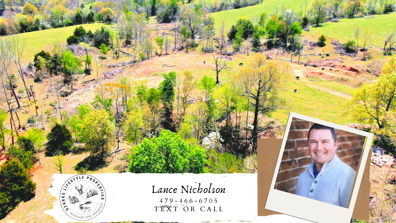 Land For Sale With Development Potential Near Lowell AR