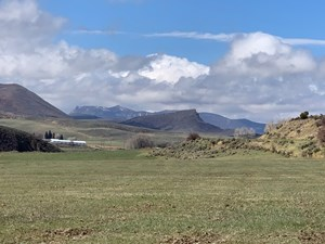 HUNTING & RECREATIONAL RANCH FOR SALE IN MOFFAT COUNTY, CO