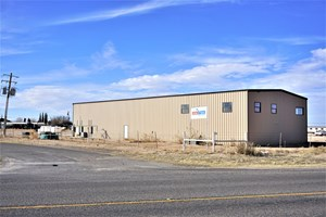 COMMERCIAL SHOP AND OFFICE FOR SALE FORT STOCKTON, TX 79735