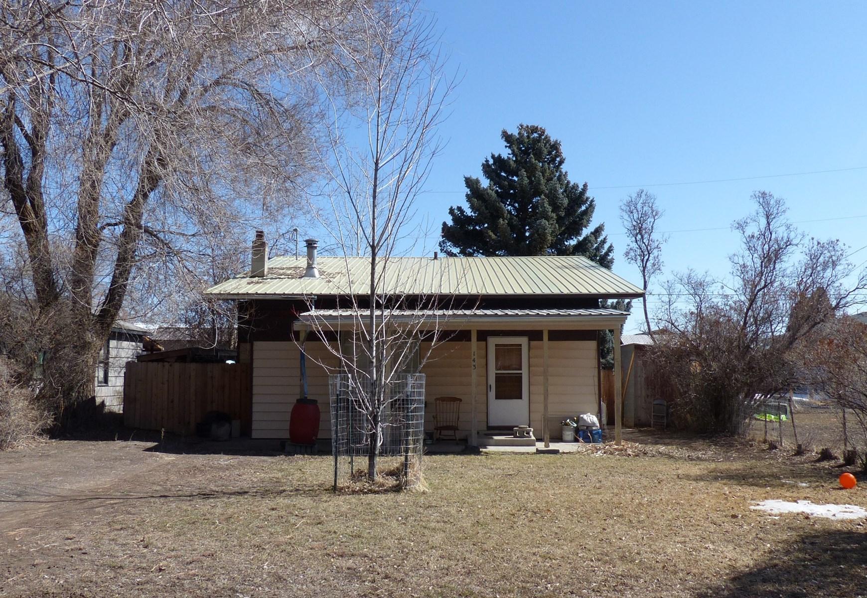 Quaint 1 bedroom Estate in Burns, OR