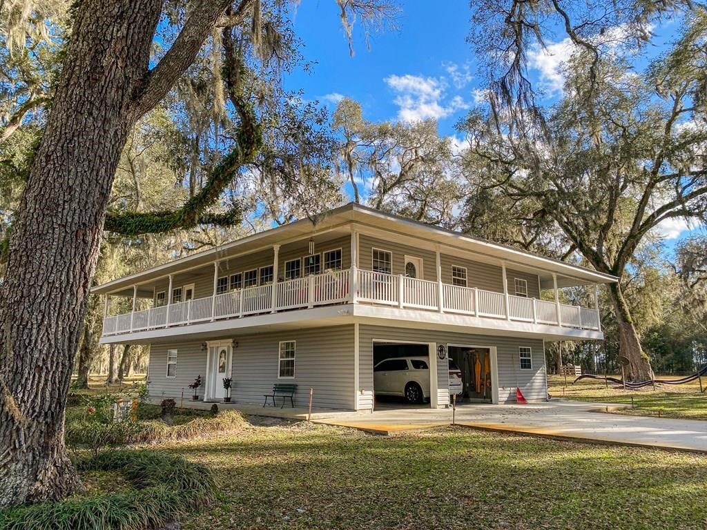 Florida Country 80 Ac. Estate Secluded Wildlife Filled Oasis