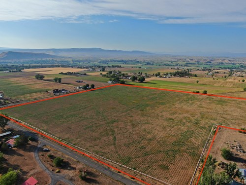 Western Colorado Farmland for Sale with Irrigation Rights