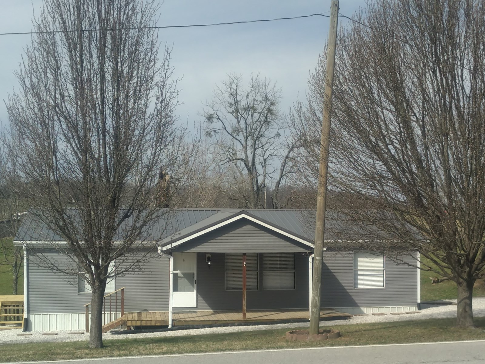 Country home for sale in Casey County Kentucky