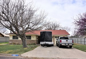 FORT STOCKTON HOUSE FOR SALE 308 S SEALS PECOS CO
