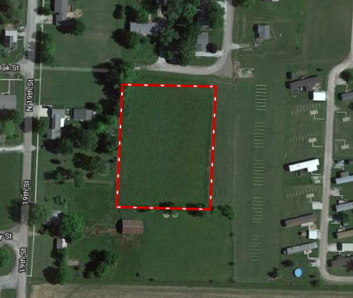 Building Lot For Sale in Hamilton IL