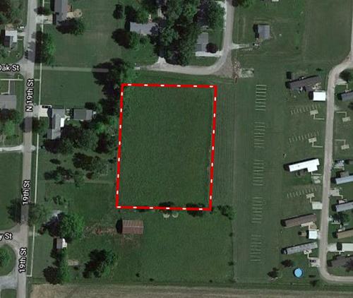 Building Lot For Sale in Hamilton IL