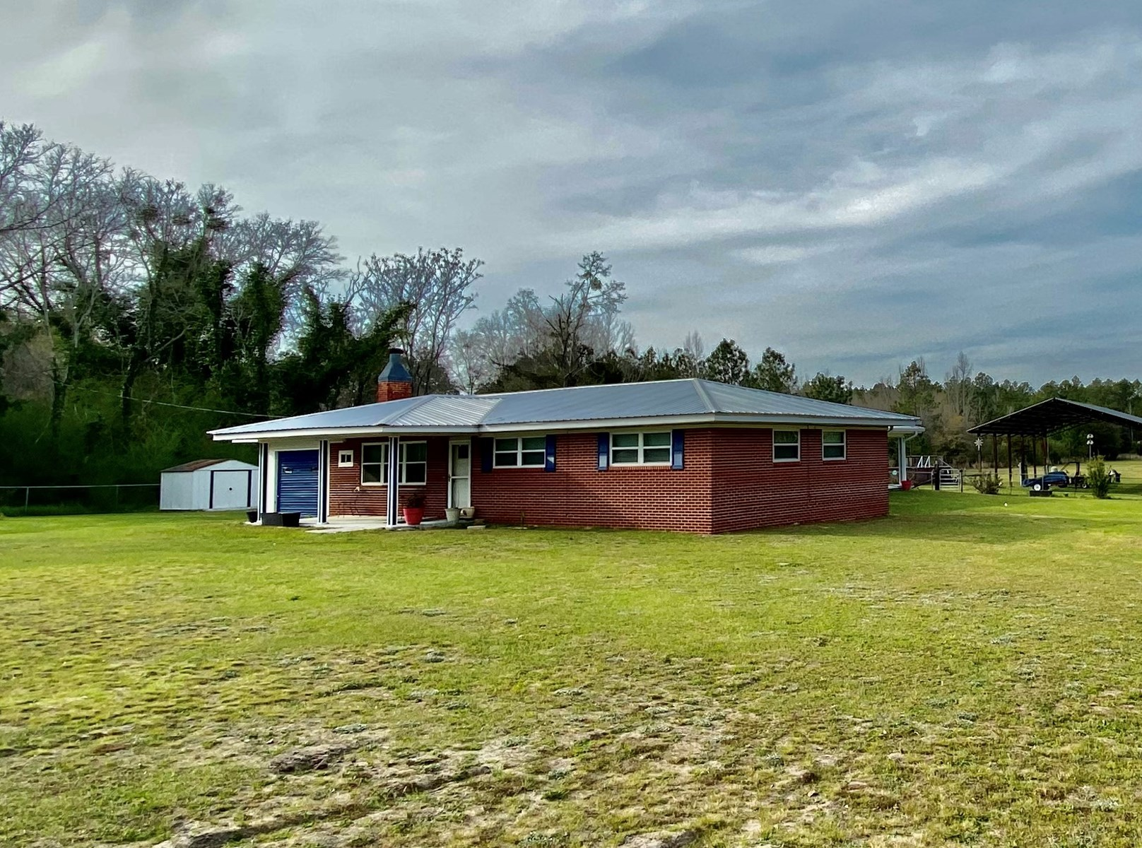 Country Home with Land - Holmes County Florida, N of Bonifay