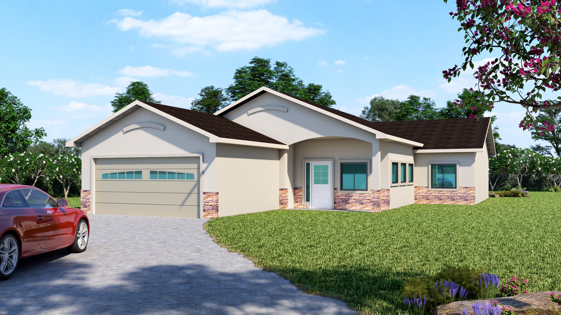 Grand Junction New Construction Home For Sale