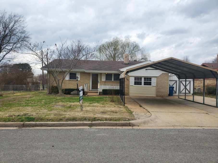 Home for Sale Wilburton, Oklahoma.