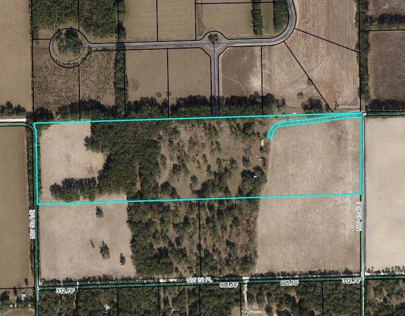 40 ACRES IN GILCHRIST COUNTY FLORIDA!