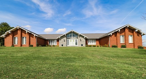 Ranch style executive home for sale in Somerset Ky