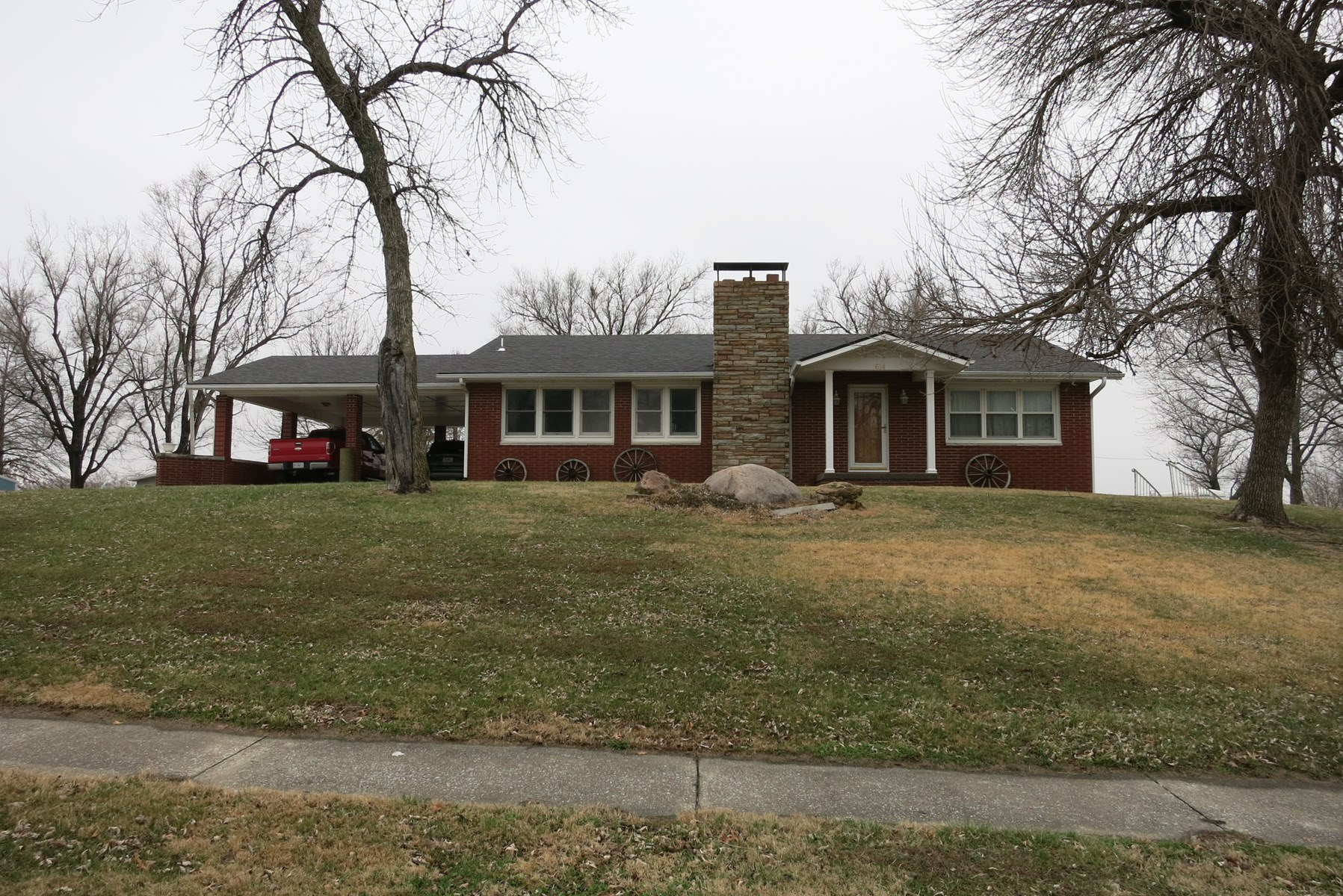 Beautiful Brick Ranch Style Home For Sale