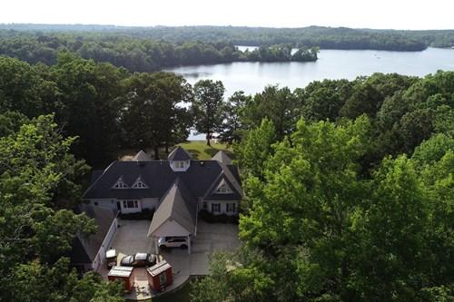 Waterfront Home Lexington, TN Henderson Co., Community Lake