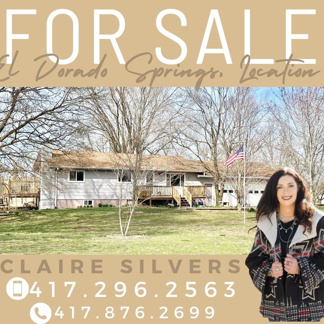 Cedar County Missouri Country Home For Sale