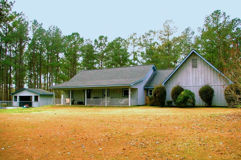 3 Bed/2 Bath Country Home for Sale Pike County, Southwest MS