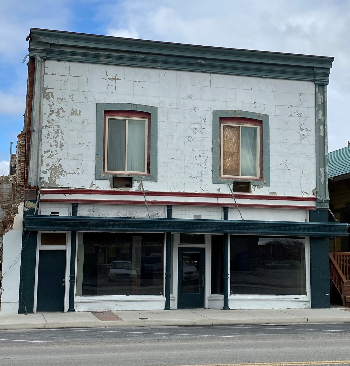 Historic Commercial Opportunity In Lovelock Nevada