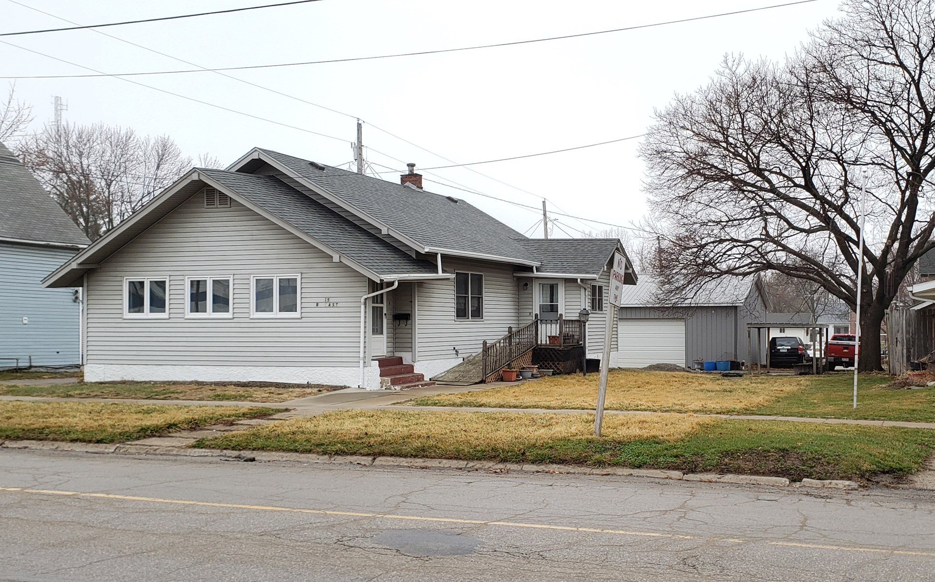 Remodeled Albia Home For Sale