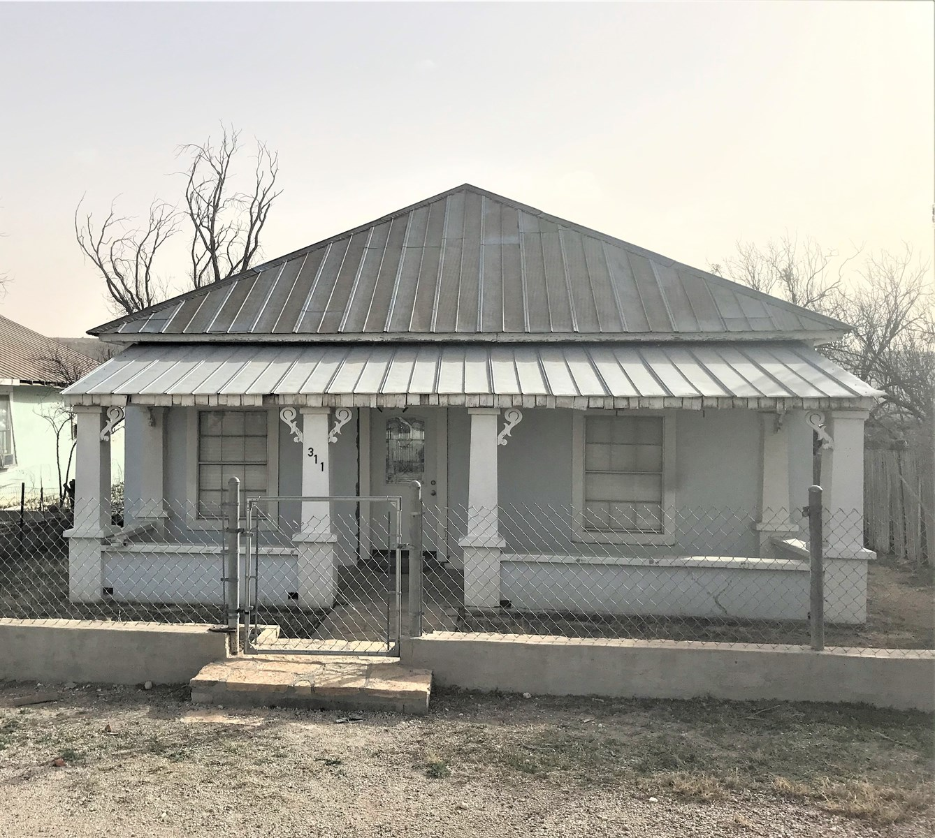 Sanderson House For Sale 311 W Pine St Terrell Co