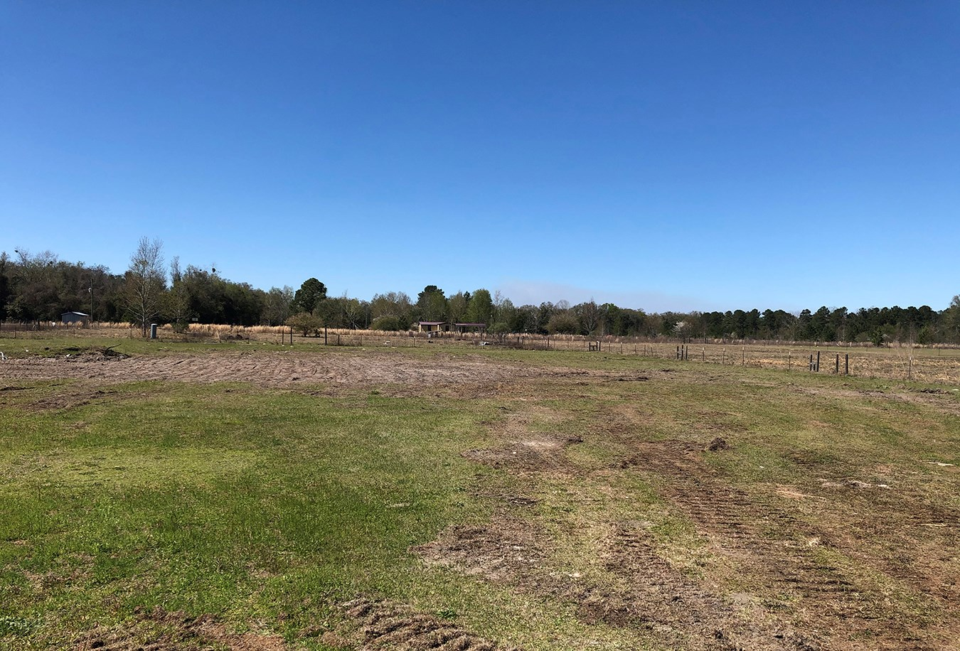 LOT WITH WELL & SEPTIC FOR SALE IN NORTH FLORIDA