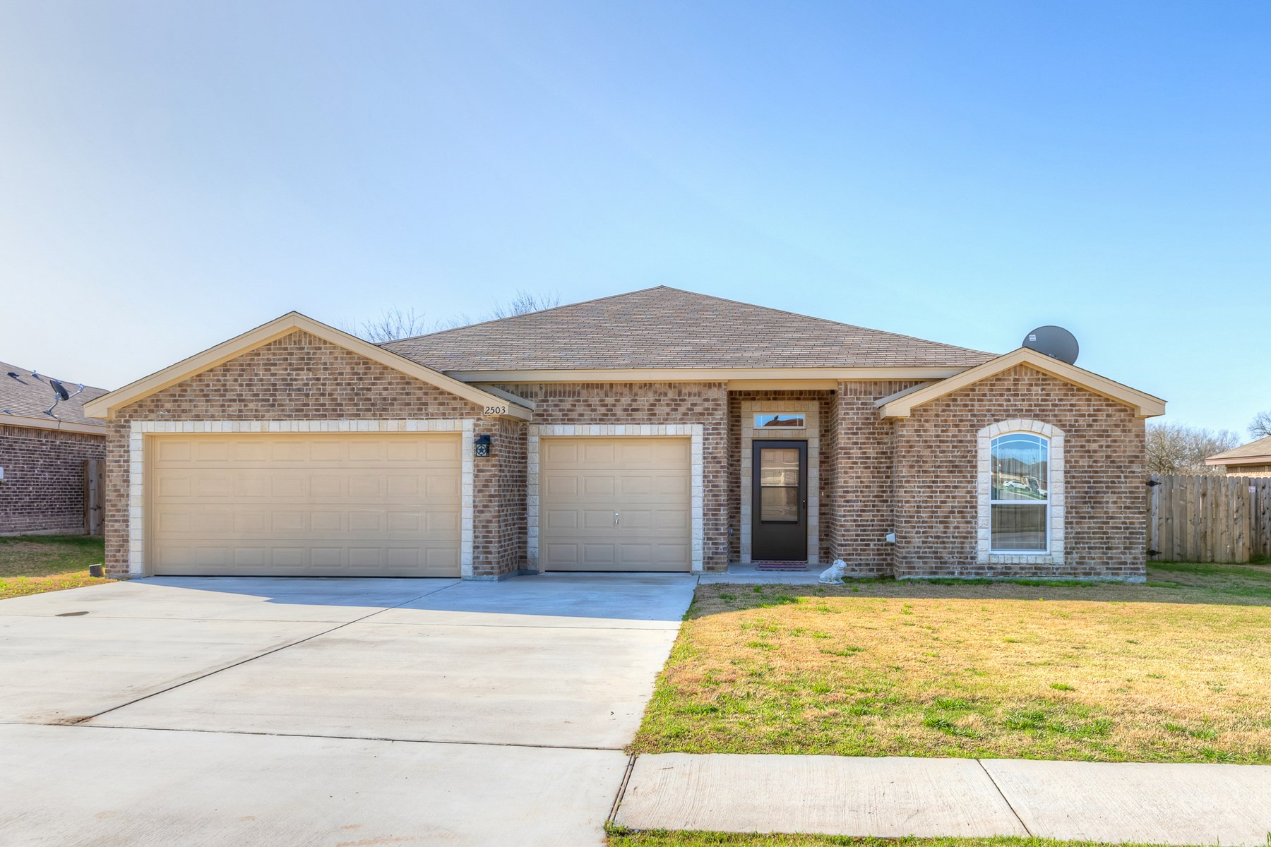 4 bed 2 bath Home for Sale Lampasas County Copperas Cove TX