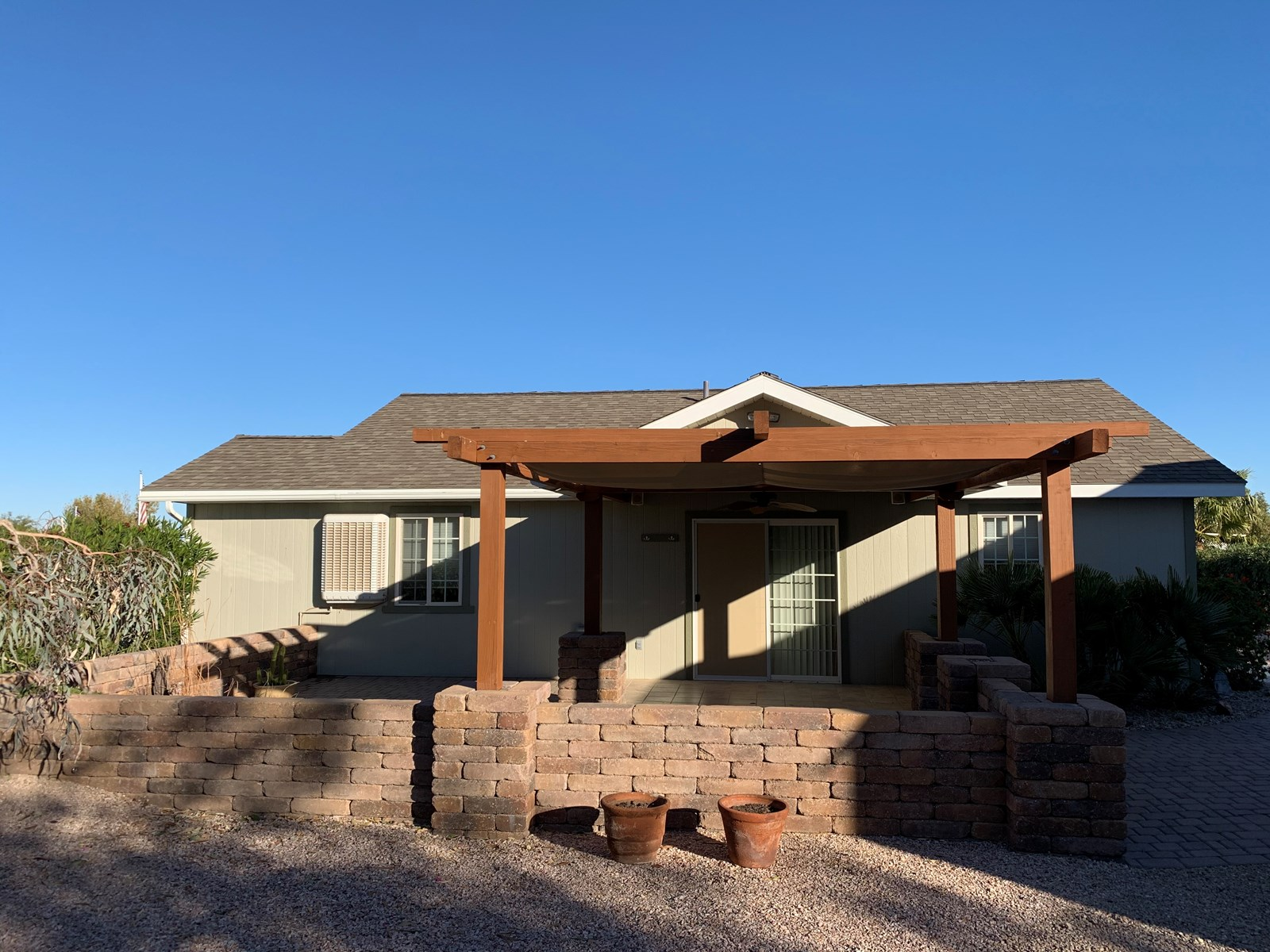 Two Bedroom with Garage in Salome, AZ