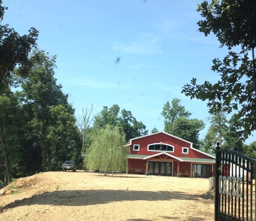 Equestrian Property with Home For Sale in Ripley County, MO