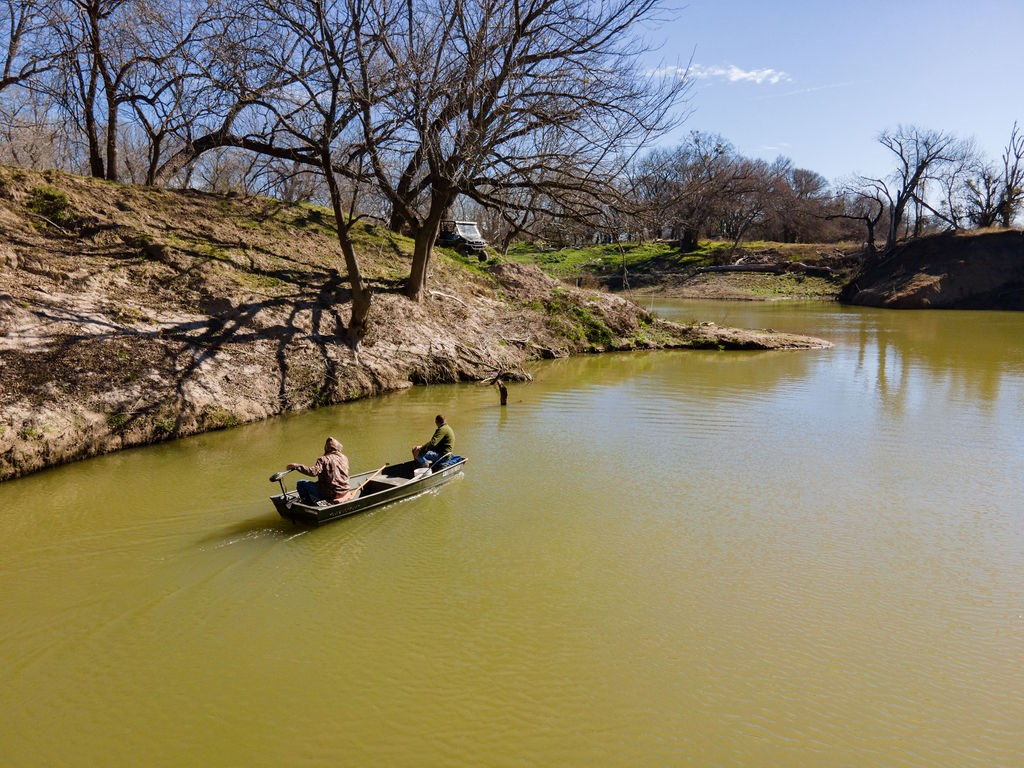 River Land for Sale in Central Texas 285 Acres in Coryell